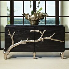 Branch 2 Door Cabinet by Global Views