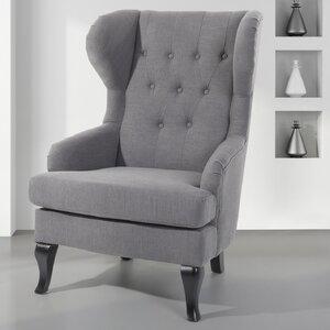 Aleshia Wingback Chair