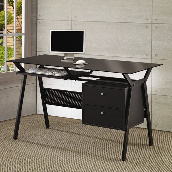 Best Home Office Desks, Phaidra Home Computer Desk, Small Office Desk