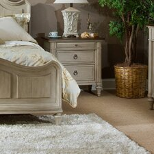 Napa Valley 3 Drawer Nightstand by Sage Avenue