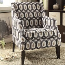 Zarate Wingback Chair by ACME Furniture