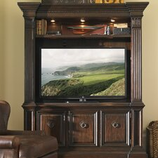 Island Traditions Hyde Park 94 Standard Bookcase by Tommy Bahama Home