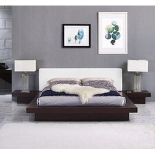 Rennan Queen Platform 3 Piece Bedroom Set by World Menagerie