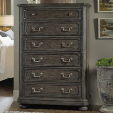 St. Armand 6 Drawer Lingerie Chest by Hooker Furniture