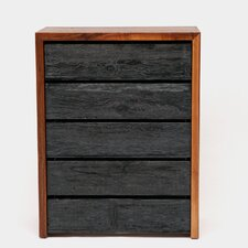 SQR 5 Drawer Lingerie Chest by ARTLESS