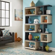 Shuford 74 Cube Unit Bookcase by Mercury Row