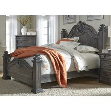 Danberry Panel Bed by Astoria Grand
