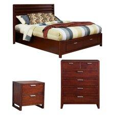 Amaryllis Platform Customizable Bedroom Set by Red Barrel Studio