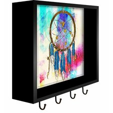 Dream Catcher Wall Mounted Coat Rack by PTM