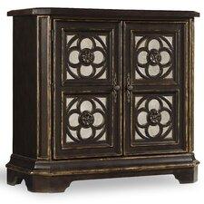 Quatrefoil 2 Door Chest by Hooker Furniture