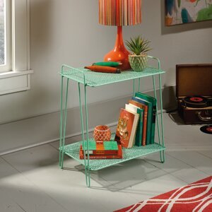 Naquin End Table by Bungalow Rose
