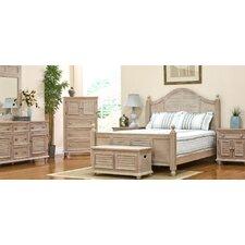 Eastweald Panel Customizable Bedroom Set by Beachcrest Home