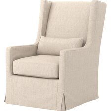 Swive Wingback Chair by Design Tree Home
