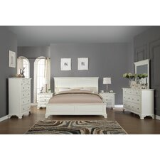 Fellsburg Panel 6 Piece Bedroom Set by Darby Home Co