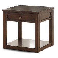 Virotte End Table by Hokku Designs