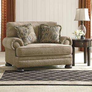 Dunlap Armchair by Three Posts