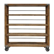 Collins 78 Etagere Bookcase by Kosas Home