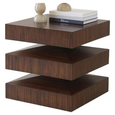 In and Out End Table by Global Views
