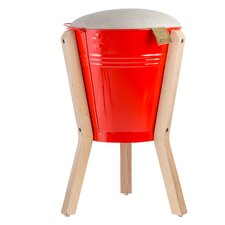 Bucket Stool by NestedNY