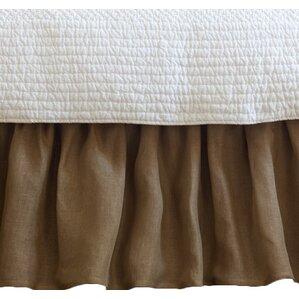 Armando Linen Voile Bed Skirt
