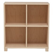 Media Multimedia LP Record 29 Cube Unit Bookcase by Urbangreen Furniture