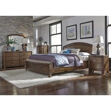 Aranson Platform Customizable 8 Piece Bedroom Set by Darby Home Co