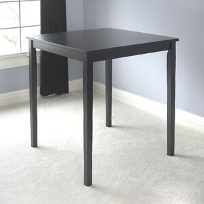 black kitchen & dining tables you'll love   wayfair