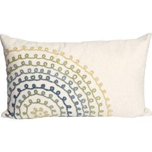 clarke ombre threads outdoor lumbar pillow