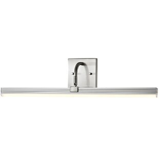 Orren Ellis Union 1-Light LED Wall Picture Light