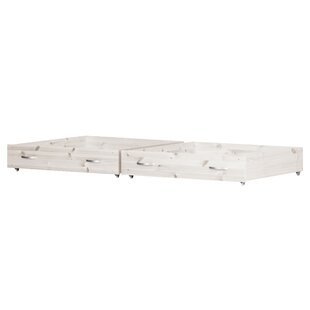 Flexa Basic Hit European Single 90 X 200cm Bed Frame By Ebern Designs