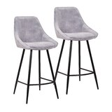 Southglenn 26.37 Counter Stool (Set of 2) by Brayden Studio®
