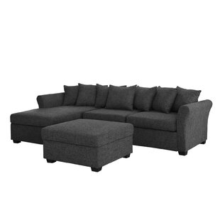 Quartz Classic Sectional with Ottoman