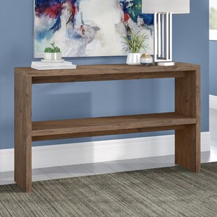 Compare Norloti Mid-Century 2-Shelf Console Table ByLangley Street