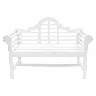 Alfon Wood Garden Bench