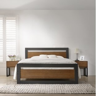 Free Shipping Vicente Bed Frame