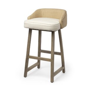 Gaillard 25 Bar Stool Highland Dunes