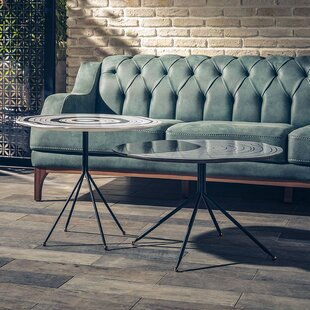 Rego 2 Piece Coffee Table Set