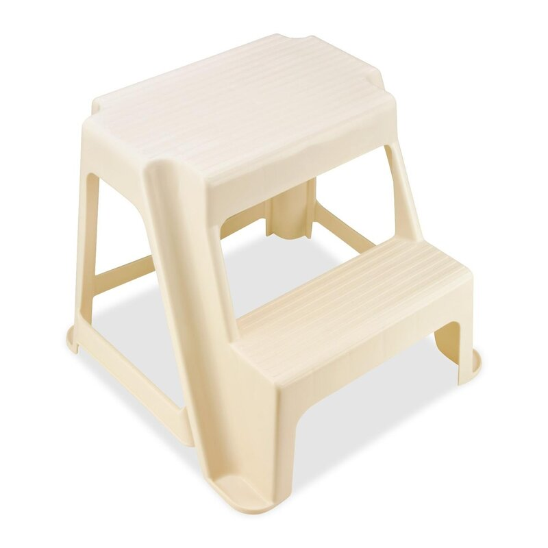 woods products s rta silo westchester step unfinished two stool