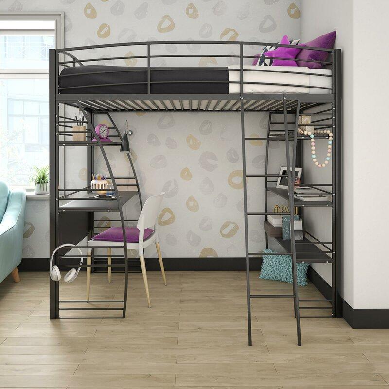 Viv   Rae Kronos Twin Loft Bed