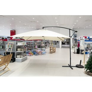 Kaydence 3m Square Cantilever Parasol By Freeport Park