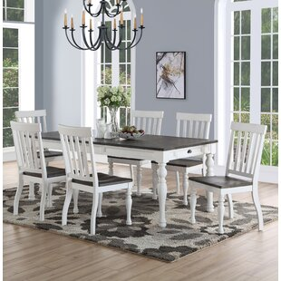 Jarett 7 Piece Dining Set