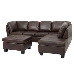 Hardin Sectional with Ottoman