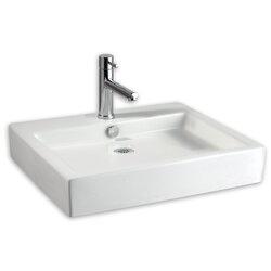 Bathroom Sinks Rectangular american standard studio rectangular vessel bathroom sink with