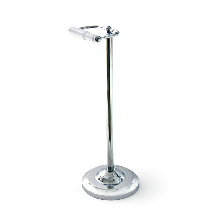 Belfry Bathroom Paulita Freestanding Toilet Roll Holder Reviews Wayfair Co Uk