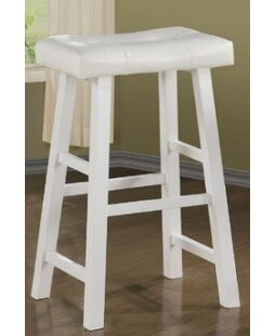 Upper Shockerwick 29 Bar Stool (Set of 2) Winston Porter