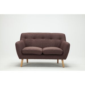 Albany Loveseat by Noble House