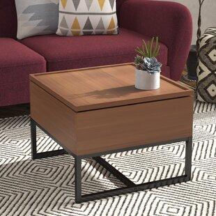 Elberton Contemporary Coffee Table by Zip..