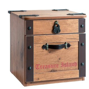 Kuhn 1 Drawer Nightstand