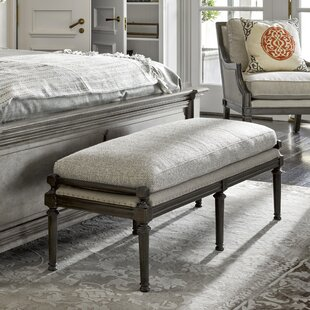 Woollard Wood Bench by Darby Home Co