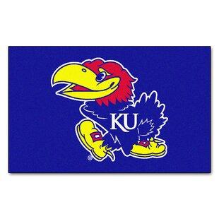 Collegiate NCAA University of Kansas Doormat ByFANMATS